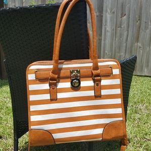 Stripe Large Bag
